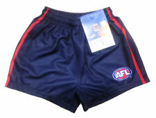 Melbourne Demons AFL Football Auskick Youths Replica Team Shorts