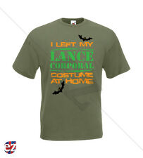 MILITARY T-SHIRT - British Army Lance Corporal