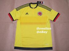 BNWT Adidas 2015/2016 COLOMBIA Home Soccer Jersey Football Shirt Trikot M62788