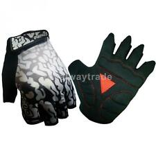 Outdoor Racing Cycling Bicycle Unisex Anti Slip Half Finger Gloves M/L/XL/XXL