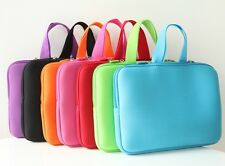 Candy Color Laptop Bag 17 inch Notebook Case Computer PC Cover Handle Pouch
