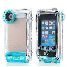 Underwater 40m Diving Photo Waterproof Housing Shell Case for iPhone SE 5S 5 5c