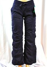 NWT Lululemon Dance Studio Pant II Sz 4 Regular Black Swan Grape Lined NEW