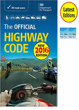 The Official Highway Code 2016 L Book DSA Brand New Latest Edition for Theory Hw