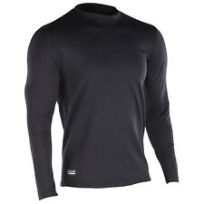 Under Armour Tactical Coldgear Infrared Crew Mens Base Layer Top - Black
