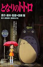 My Neighbor Totoro 1988 Drama/Fantasy Movie POSTER