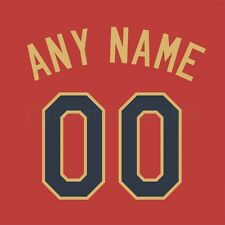 Baseball 2014 All Star Naional League Jersey Customized Number Kit un-sewn