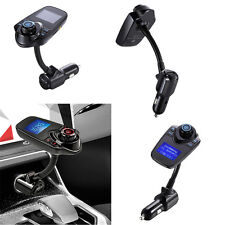 Car MP3/WMA AVX Player Hands-free Bluetooth Built-in Microphone FM Transmitter