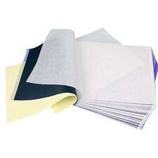 Tattoo Thermal Paper Stencil Carbon Spirit Sheets Transfer Tracing Copier Paper