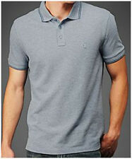 John Varvatos Star USA Tipped Pique Polo Shirt