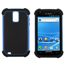 Hybrid Armor Case Cover for Samsung Galaxy S II T989 S2 II T-Mobile t-989 S 2