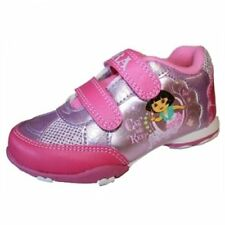 Dora the Explorer Girl's Sing Song Shoes Trainers