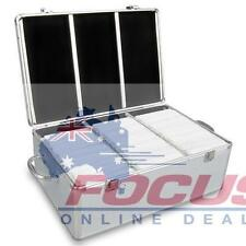 CD DVD Bluray Storage Case Box Aluminium SL 240 Discs