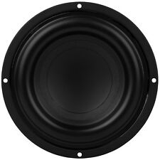"""NEW 6-1/2"""" / 6.5"""" Inch Premium Speaker Sub Woofer Variety Selection 4 / 8 Ohm"""