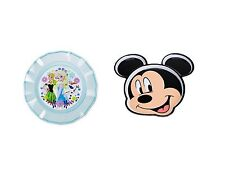 Disney Character Plates  Mickey Mouse or Frozen