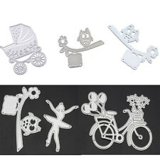 DIY Cutting Dies Stencil For Embossing Scrapbooking Cards Decor Paper Craft qin