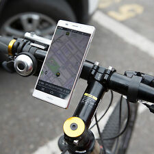 VG Universal Cell Phone Bicycle Bike Mount Magnetic Holder Easy Attachment Safe