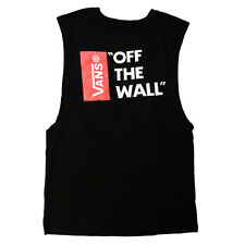 Vans - Off The Wall Vert Shirt Sleeveless Tee Black