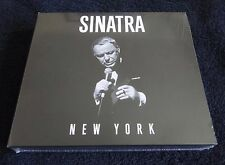 FRANK SINATRA...SINATRA NEW YORK.4 CD BOX SET.NEW SEALED.2009.