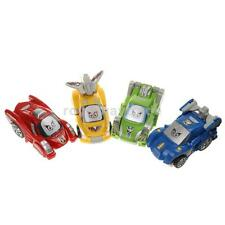 Plastic Novelty Toy Electric Transformation Car Dinosaur with Sound & LED Gift