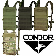 Condor 111030 Tactical Tidepool MOLLE PALS Hiking Hydration Backpack Carrier