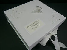 Personalised Baby Keepsake Box, Boy, Girl, Christening, Gift, Memory Box