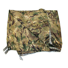 MTP Multicam Basha Hooch Shelter British Army Issue Complete with stuff bag