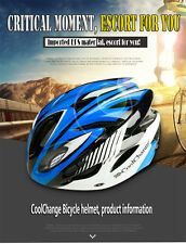Cycling Helmet Unisex Adult Road Bike Racing Bicycle Safety Adjustable Outdoor
