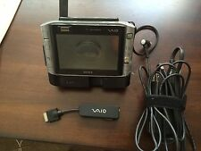 "Sony VAIO VGN-UX180P 4.5"" (30GB, Intel Core Solo, 1.2GHz, 512MB) Notebook -..."