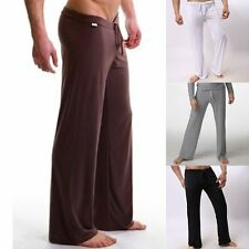 New Men's Sports Yoga Pants Casual Trousers Lounge Loose Pantalons Trunks Homes
