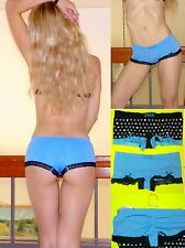 $20 2 pair Pack NWT XOXO Seamless soft Scrunch Back Hipster Panties S,M,L