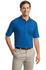JERZEES 436MP Jersey Knit Polo w/Pocket & SpotShield