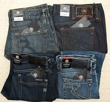 NWT ROCK & REPUBLIC Men's Jeans STRAIGHT Neil Amplify Hit Man Verve Rigid Denim