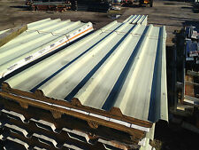 Used 40 mm Insulated Composite Panels (Roofing sheets)