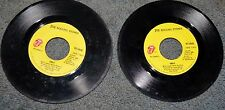 45 rpm records rolling stones