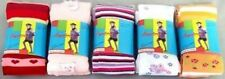 Girls Fashion Winter Tights - In Prints  6 Pairs Lot (00044**)