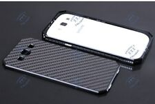 New Luxury Aluminum Metal Carbon Fiber Cover Case For Samsung Galaxy S 3