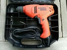 Black and Decker DR201 Corded Drill