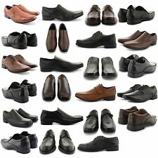 NEW MENS CASUAL COMFORT ROUND TOE PARTY OFFICE SLIP ON STRAP FASHION SHOES UK