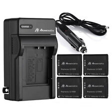 LI-90B LI-92B Battery For Olympus TG-4 TG-3 TG-2 TG-1 iHS SH-60 SP-100 + Charger