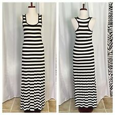 New without tag Junior or women long maxi striped summer dresses so comfy cute