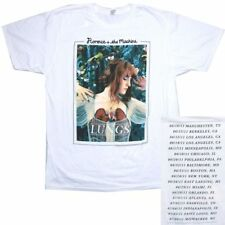 Music Tee FLORENCE AND THE MACHINE- LUNGS