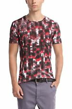 BOSS HUGO BOSS 'Timmoleo'  Cotton Printed T-Shirt by BOSS Orange