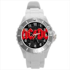 Acdc Rock and Roll Round Watch (3 Styles)