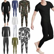 THERMAL FULL SETS ADULTS AND KIDS ONESIE UNDERWEAR LONG SLEEVES TOPS LONG JOHNS