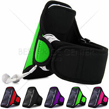 Neoprene Running Sport Gym Workout Armband Cover Case for Apple iPhone 5 5c & 4