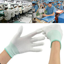 10 Pairs Anti Static ESD Safe Gloves Electronic Working Gloves Finger Protection