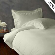 {{NEW  IVORY 1000TC EGYPTIAN COTTON COMPLETE BEDDING ,SHEET SET,DUVET COVER}]