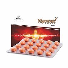 Charak Vigomax Forte Tablet Direct From India FREE SHIPPING WORLD WIDE
