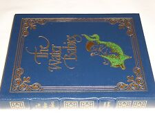 easton press THE WATER BABIES Charles Kingsley, illustrated by Jessie W Smith